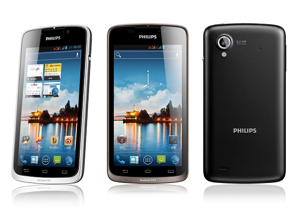 How to Hard Reset the Philips Xenium W832