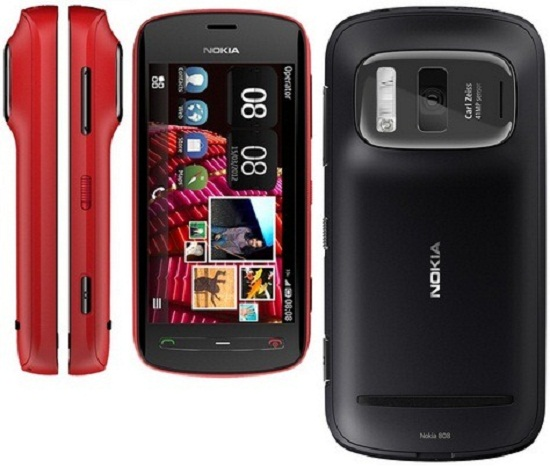 Hard Reset Nokia 808 PureView to Factory Soft