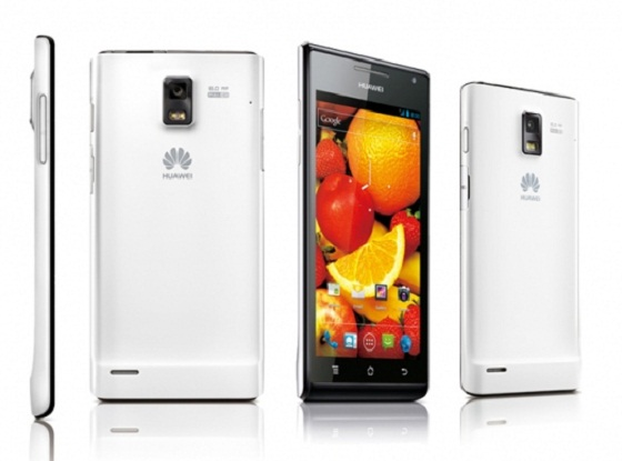 Hard Reset the Huawei Ascend P1 U9200 to Factory Soft
