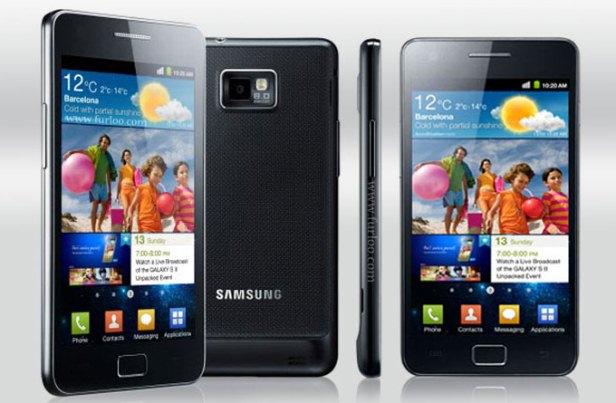 Samsung Galaxy S2 Plus i9105