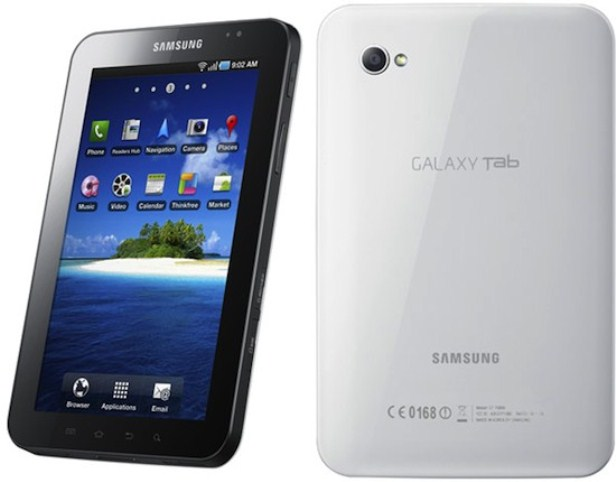 Hard Reset the Samsung Galaxy Tab P100 to Factory Data - Hard Resets