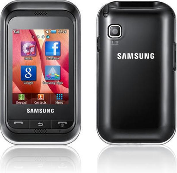 samsung champ c3303 flash file
