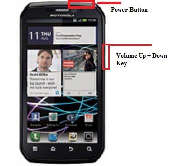 How to Hard Reset the Motorola Photon 4G MB855 (Restore