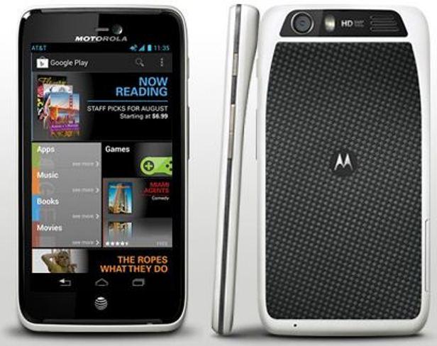 MotorolaATRIX HD MB886