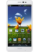 Pantech Vega R3 IM-A850L Hard Reset Instructions