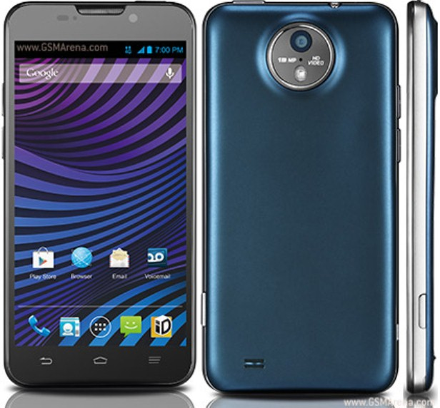 How to Hard Reset the ZTE Vital N9810 back to Factory
