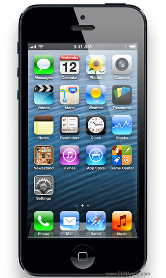 Apple iPhone 5 Software Refresh