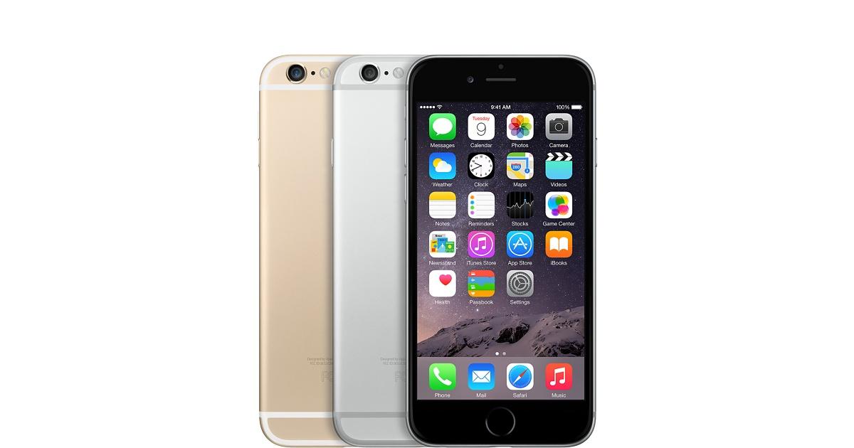 hard master reset iphone 6 plus