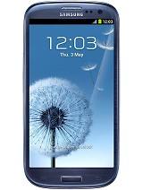 Samsung Galaxy S3 Master Reset