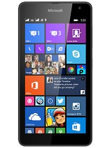 Soft resetting the Nokia Lumia 535 Dual SIM