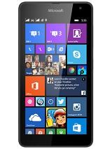 Soft resetting the Nokia Lumia 535 Dual SIM