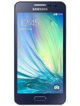 Samsung Galaxy A3 master reset