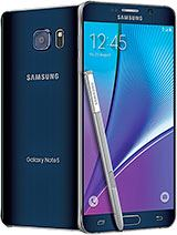 Samsung Galaxy Note 5 master reset